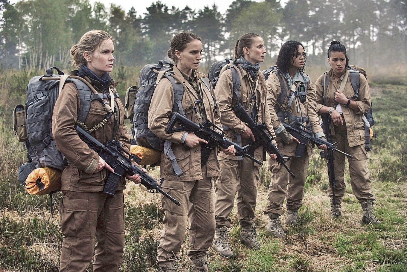 Film Review Annihilation